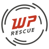 WPRescue - rozwiążemy Twoje problemy z WordPress - logo
