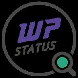WPStatus - Zbadaj stan swoich stron WordPress - logo